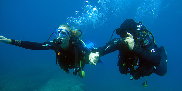 Cours de plongée 66